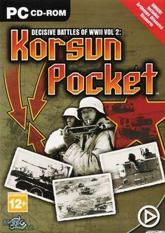 Box art for Korsun Pocket Patch v.1.10 � v.1.11