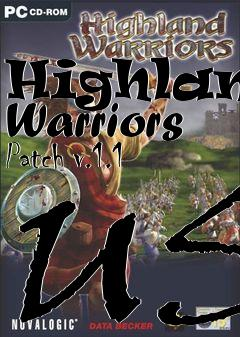 Box art for Highland Warriors Patch v.1.1 US