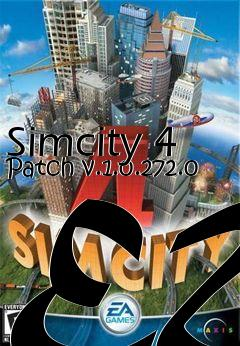 Box art for Simcity 4 Patch v.1.0.272.0 EU