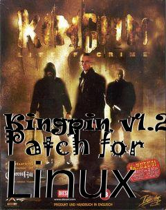 Box art for Kingpin v1.20 Patch for Linux