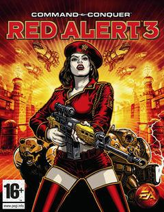 Box art for C&C: Red Alert 3 v1.01 Polish Patch