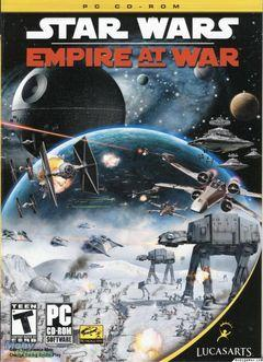Box art for Star Wars: Empire at War Retail 1.05 Patch