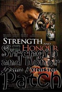 Box art for Strength and Honor Demo Extension Patch