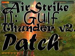 cheat game airstrike 2 gulf thunder