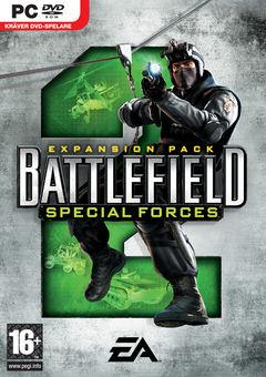 Box art for Battlefield 2: Special Forces v1.2 Full Patch
