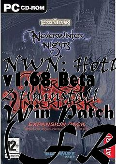 Box art for NWN: HotU v1.68 Beta 2 Uninstall Win Patch (FR)