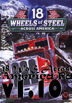 Box art for 18 WoS Across America Patch v1.10