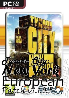 Tycoon city: new york: neuer patch verfügbar.