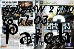 Box art for GRAW 2 v1.0 to v1.03 Patch