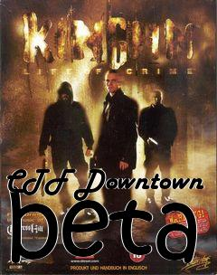 Box art for CTF Downtown beta