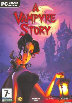 Box art for A Vampyre Story