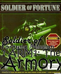 Box art for Soldier of Fortune