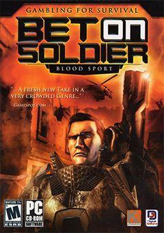 Box art for Bet on Soldier - Blood Sport