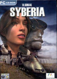Box art for Syberia
