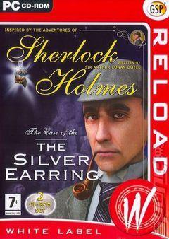 Box art for The Adventures Of Sherlock Holmes: The Case Of The Silver Earring