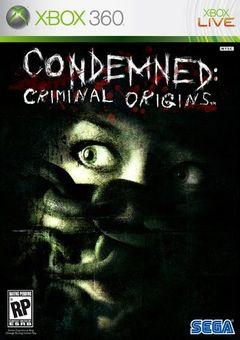 Box art for Condemned: Criminal Origins