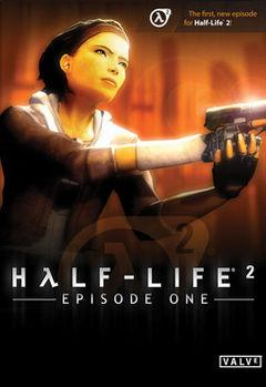 Box art for Half-Life 2: Episode 1