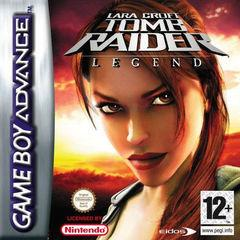 Box art for Lara Croft Tomb Raider Legend