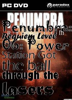 Box art for Penumbra: Requiem