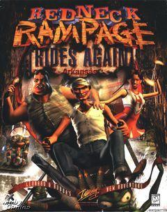 Box art for Redneck Rampage Rides Again