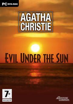 Box art for Agatha Christie: Evil Under the Sun