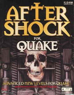 Box art for Aftershock For Quake