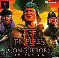 Box art for Age of Empires 2 - The Conquerors