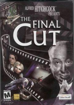 Box art for Alfred Hitchcock Presents The Final Cut