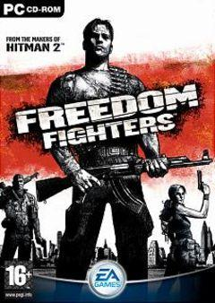 Box art for Freedom Fighters