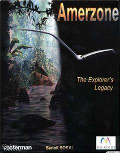 Box art for Amerzone: the Explorers Legacy