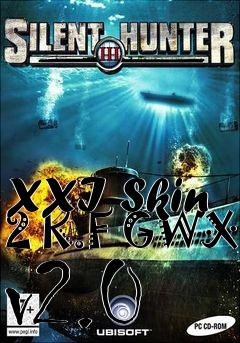 Box art for XXI Skin 2 K.F GWX v2.0