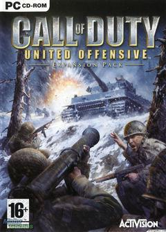 Box art for Call of Duty: UO German Obey Vehicles