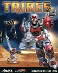 Box art for SpaceOrb 360 Tribes 2 Support