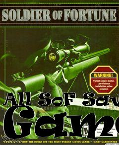 Box art for All SoF Save Games