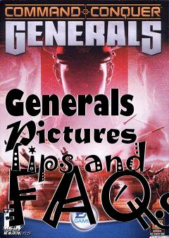 Box art for Generals Pictures Tips and FAQs