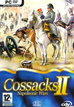 Box art for Cossacks GP Regenerator