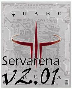 Box art for Servarena v2.01