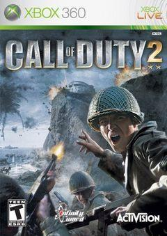 Box art for CoD2 Trainer