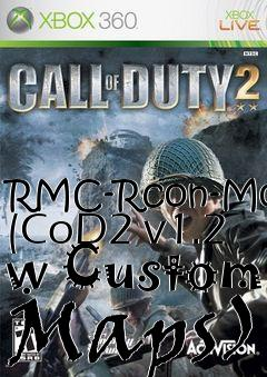 Box art for RMC-Rcon-Mod (CoD2 v1.2 w Custom Maps)
