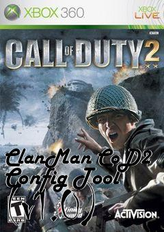 ClanMan CoD2 Config Tool (v1 0) Call of Duty 2 free download