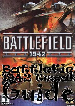 Box art for Battlefield 1942 Tweaking Guide