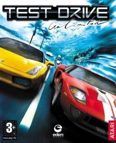 Box art for Test Drive Unlimited Money Trainer