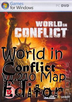 World in conflict v1210 map editor free download lonebullet box art for world in conflict v1210 map editor gumiabroncs Image collections