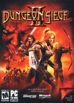 Box art for Dungeon Siege 2 [german] +4 Trainer