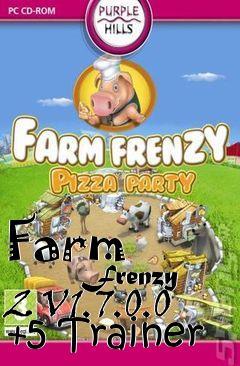 Farm Frenzy 2 V1 7 0 0 +5 Trainer free download : LoneBullet