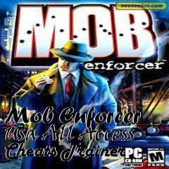 скачать трейнер для Mob Enforcer - фото 6