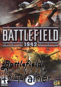 battlefield 1942 trainer
