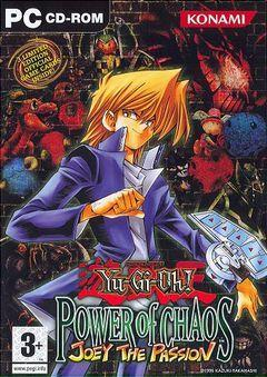 Box art for Yu-gi-oh       Power Of Chaos: Joey The Passion All Cards Unlocker
