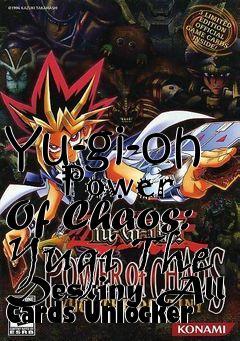 yugioh power of chaos decks download