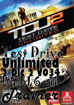 Test drive unlimited 2 game trainer +8 trainer download.